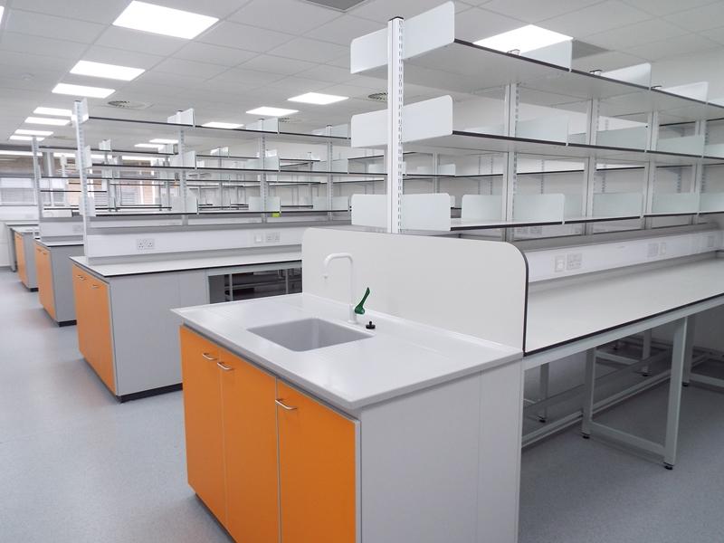 modern laboratory design