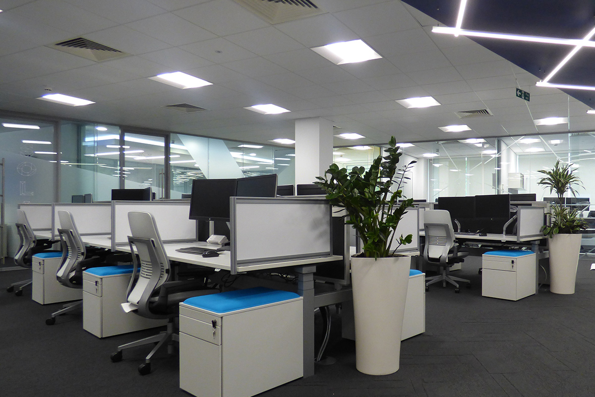 alnylam office and laboratory design