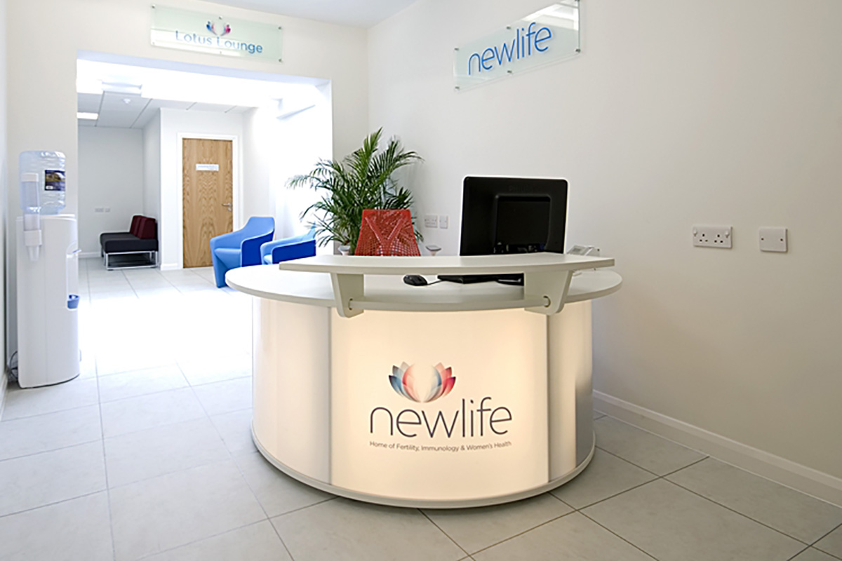 newlife pharmaceutical lab design